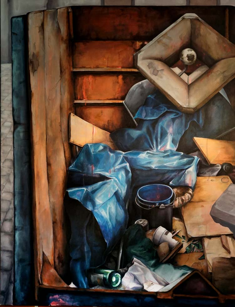 Felix Lorenz, »Container«